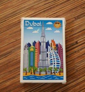 Карты игральные из Дубая