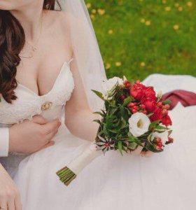 Свадебное платье (Оксана Муха)