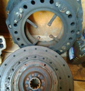 Корзинка сцепления с диском ЗИЛ-130