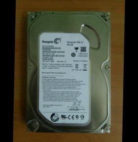 Жёсткий диск Seagate 250 Гб