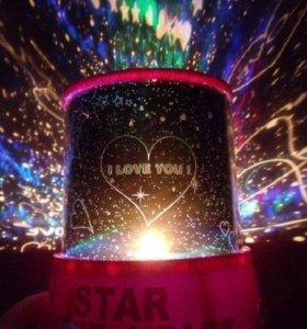 Ночник Star Love