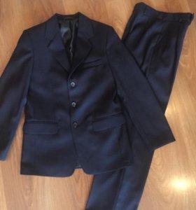 Костюм для мальчика 9-11 лет: брюки и пиджак