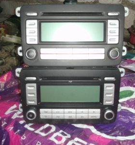 Магнитола RCD-500 MP3 для VW.