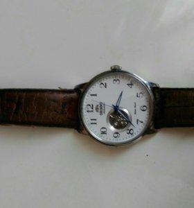 Часы водонепроницаемый,оригинал Orient automatic