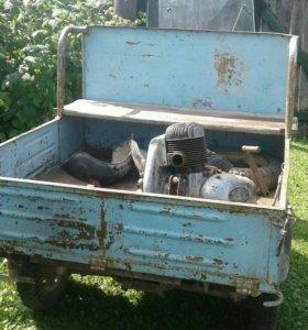 Мотор от Муравья