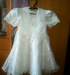 Платье на 3- 5 лет