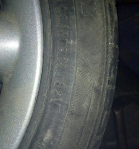 Автомобильные диски 195/50r15