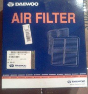 воздушный фильтр GM на AVEO