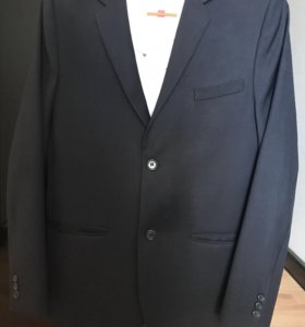Пиджак темно-синий  ISB collection новый