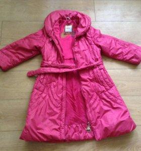 Куртка-пальто демисезонная
