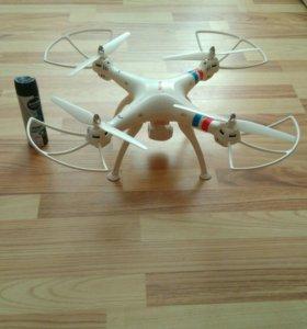 Квадрокоптер syma с камерой
