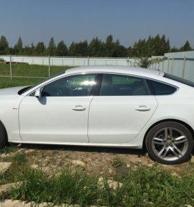 Audi A5 2015 г.в. Хетчбэк