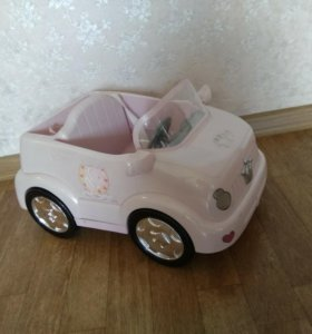 Baby born большая машина