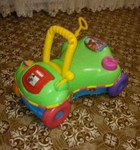 Машинка-ходунки