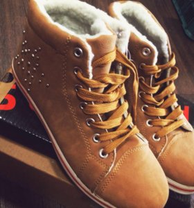 Ботинки новые