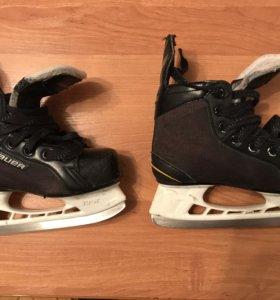 Хоккейная форма для ребенка 5-6 лет, б/у