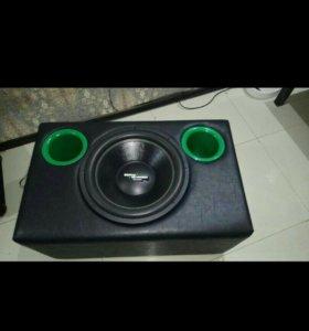 Сабвуфер Audio Extreme GR 18