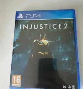 Injustice 2 ps4