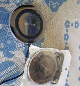 Продам беспроводную зарядку на Samsung и др