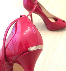 Dior лаковые туфли оригинал