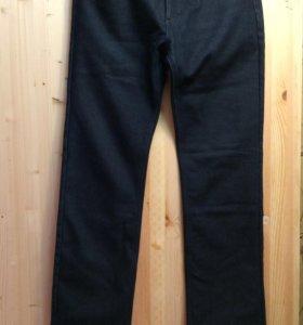 Новые утеплённые джинсы 34/34