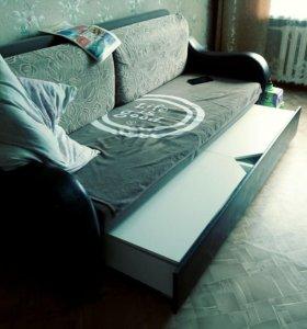 Продам диван новый срочно