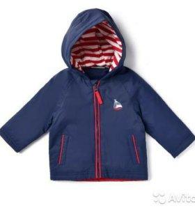 Куртка для мальчка