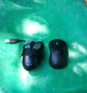 2 мышки