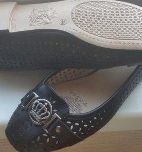 Новые туфли keddo для девочки