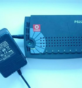 Сетевой коммутатор (switch, свич) на 8 портов