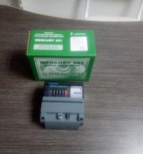Электро счётчики Меркурий 201.5