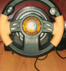 Genius Speed Wheel 3 MT. Руль игровой