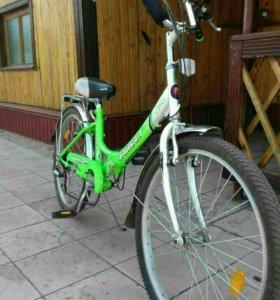 Продаю новый складной велосипед Байкал