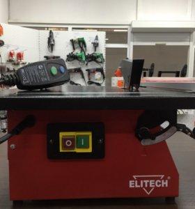 Плиткорез электрический elitech пэ 600