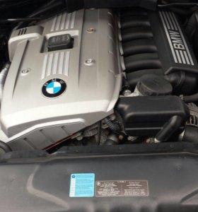Двигатель n52b25