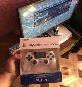 Продам новый джойстик на PS4