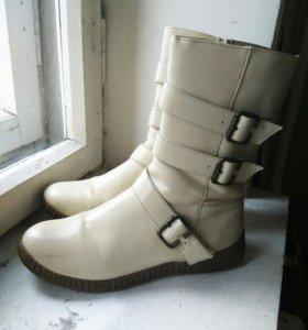Сапоги зимние сапожки обувь