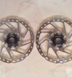 Роторы Shimano SLX 180мм