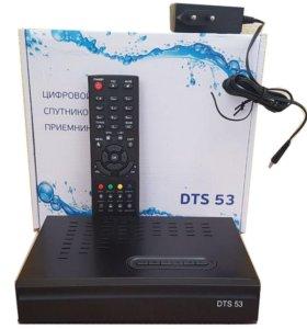 DTS-53 – спутниковый ресивер эконом-класса