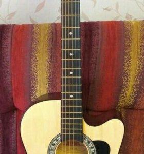 Акустическая фолк гитара alina SG200