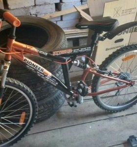 Велосипед новый подростковый!