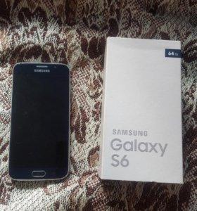 Samsung s6 64GB DUAS