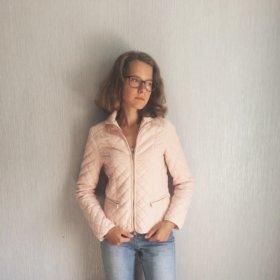 Стеганая куртка (ветровка) Zarina