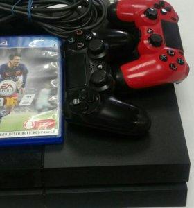 Playstation 4 , 1000 гб