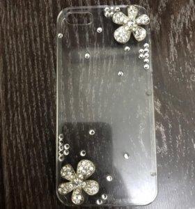 Чехол на айфон 5, 5с, 5s