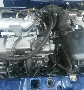 Двигатель (инжекторный)