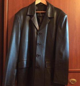 Продаю кожаный пиджак