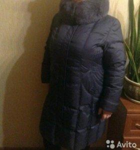 Пуховик(зимнее пальто) новый Decently оригинал