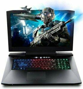 Мощный игровой ноутбук Sager Clevo p870dm
