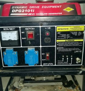 Бензиновый инверторный генератор